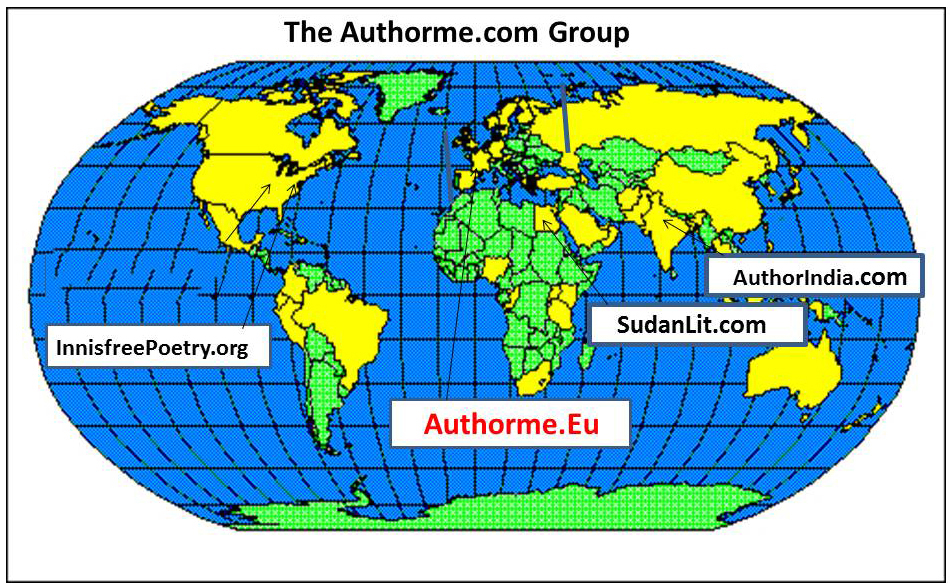 AuthorMe Map